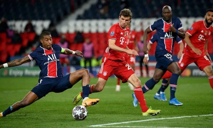 PSG eliminon Bayern Munchen nga Liga e Kampionëve, i hakmerret për finalen e vitit të kaluar