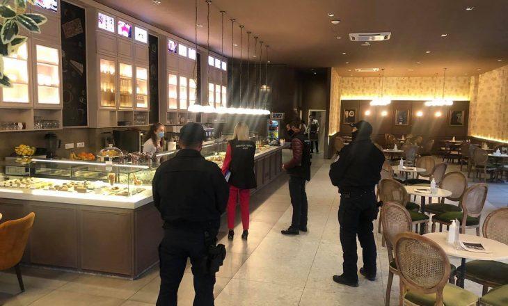 Mbyllen dy lokale dhe 30 të tjera gjobiten në Prizren e Gjakovë për mosrespektim të masave