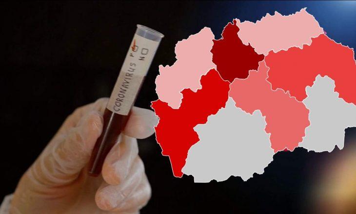 Kanë vdekur 31 të infektuar me Coronavirus në Maqedoni