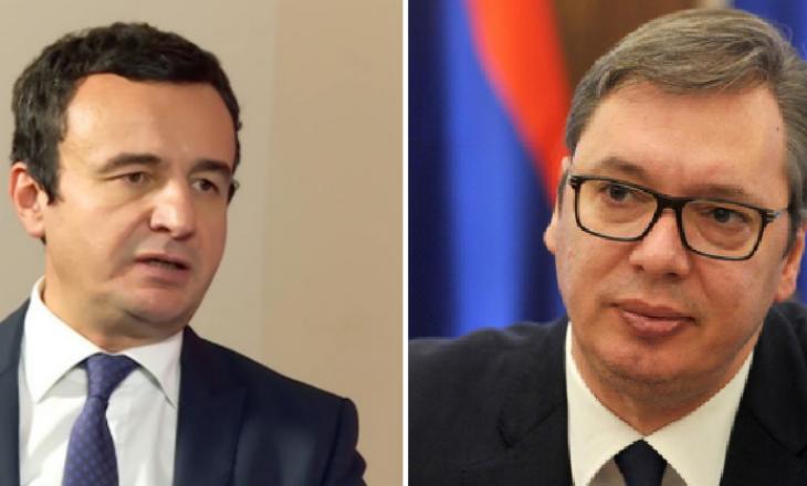 Kurti udhëton në Bruksel, por nuk takohet me Vuçiq
