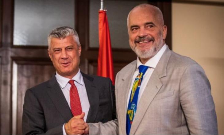 Thaçi nga Haga i uron fitoren Ramës, kryeministri shqiptar e publikon letrën e plotë