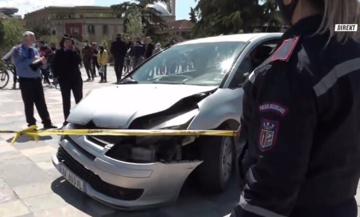 Flet shoferi që rrezikoi jetët e njerzëve në sheshin e Tiranës: U nisa për të votuar, por përdora kanabis