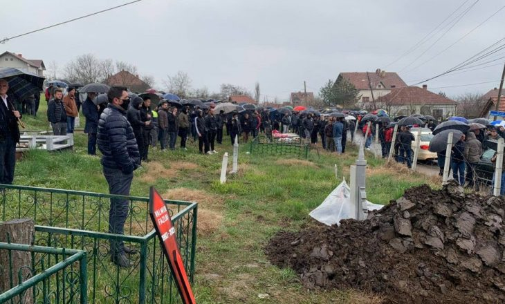 Varroset 27 vjeçari që u vra në Tregun e Gjelbër në Mitrovicë