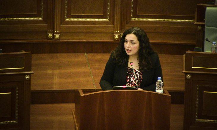 KQZ mban sot mbledhjen e radhës, pritet zëvendësimi i Vjosa Osmanit në Kuvend