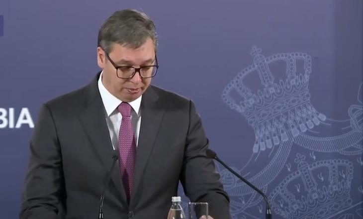 Vuçiq pas takimit me Maas: Duam zgjidhje kompromisi, kemi nevojë për paqe me shqiptarët
