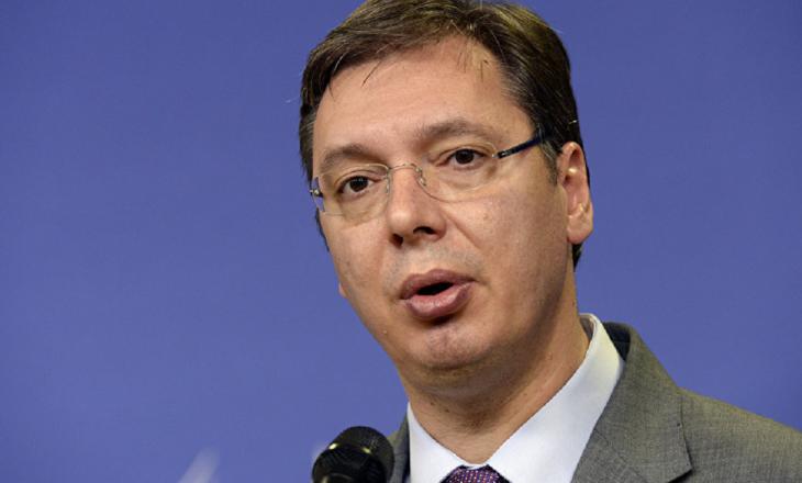 Vuçiq thotë se ka njohuri për serbët që ishin afër burimit të ujit në Deçan