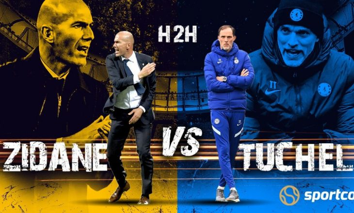 Gjysmëfinalja e Champions League, Real Madrid vs Chelsea – formacionet e mundshme