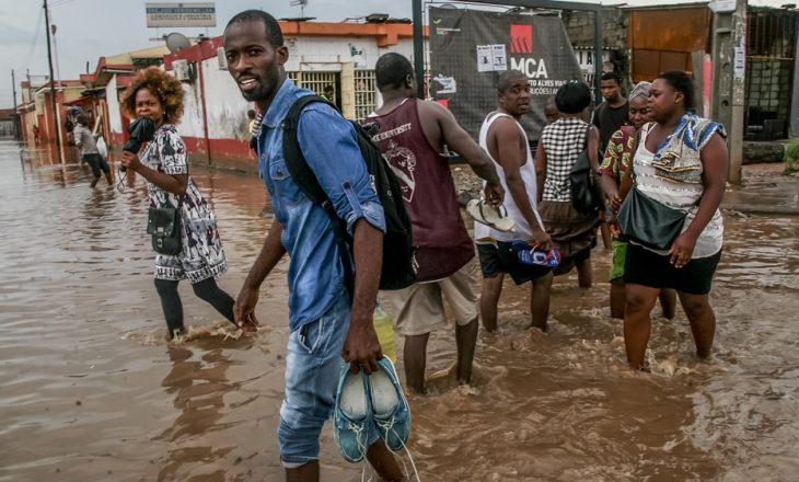 Angola: Numri i të vdekurve nga përmbytjet në Luanda rritet në 24 viktima, mijëra persona të zhvendosur nga kryeqyteti