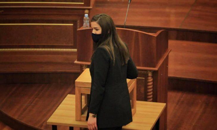 Grainca: Po të kthehej koha mbrapa do të votoja Vjosën sërish
