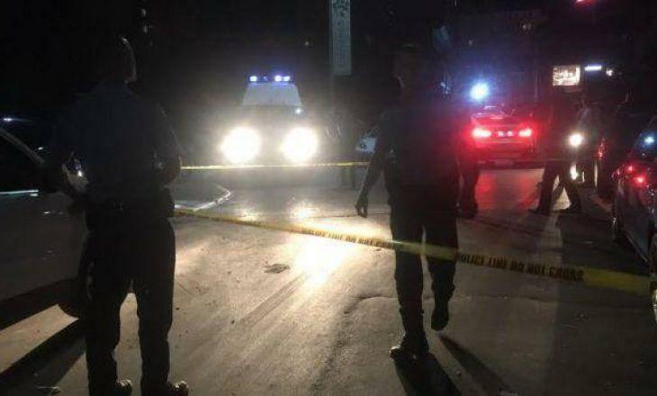 Aksident në rrugën Prishtinë-Podujevë, tre të lënduar