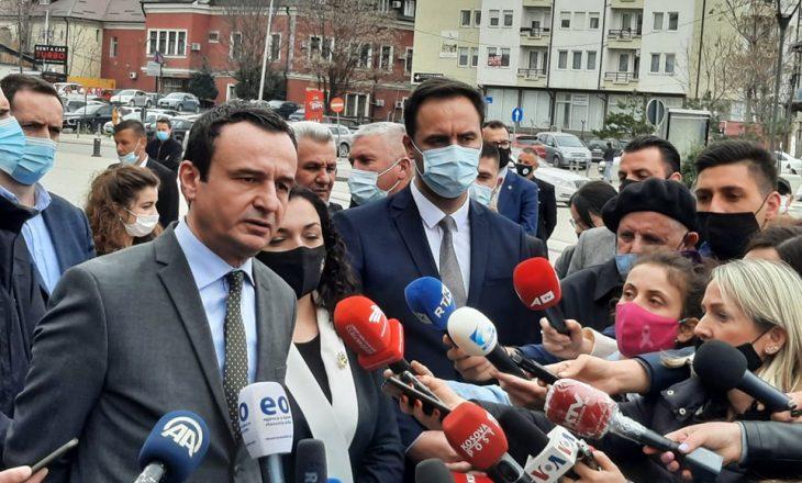 Kurti refuzon të flasë për takimin në Bruksel: Për të zhdukurit do të bëjmë krejt çka mundemi e dimë