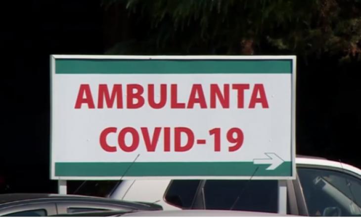Maqedoni e Veriut: 1.768 pacientë në repartet infektive me COVID-19