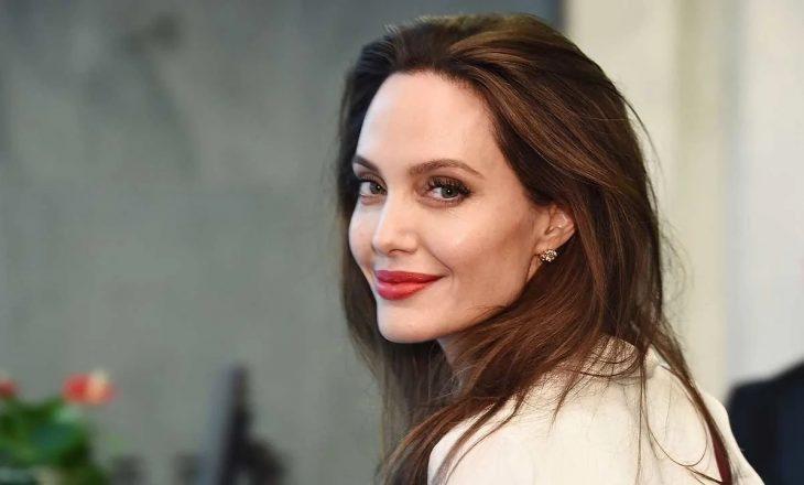 Angelina Jolie në lidhje të re romantike?