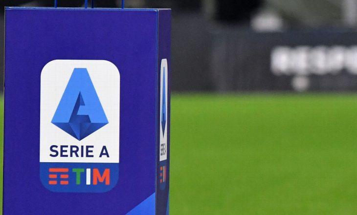 Sot zhvillohen të gjitha ndeshjet në Serie A