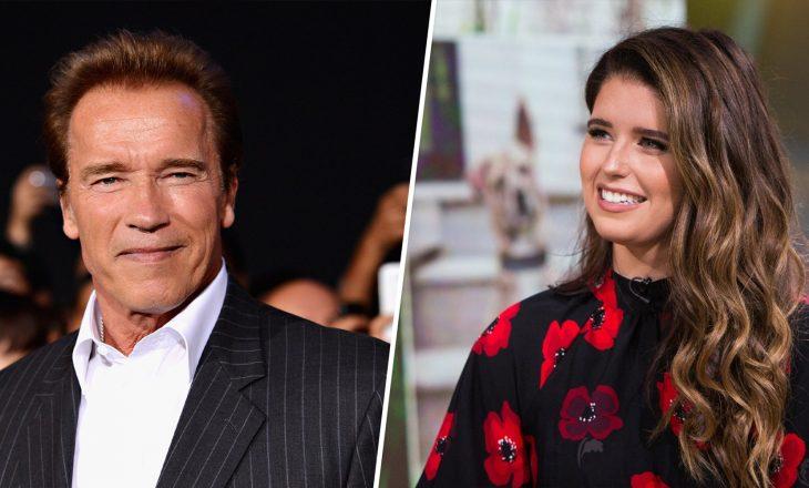 Arnold Schwarzenegger adhuron rolin e tij si gjysh por ka diçka që nuk i lejohet ta bëjë