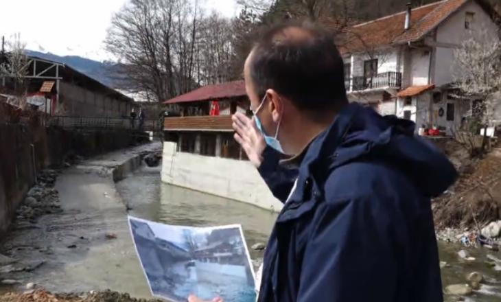 Ministri i Mjedisit: Kompanitë e hidrocentraleve e lëshojnë ujin vetëm gjatë vizitave të paralajmëruara
