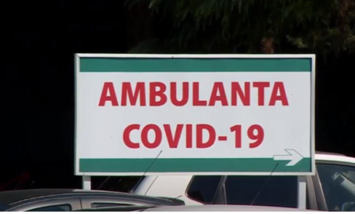 Maqedonia e Veriut është e treta në botë për nga numri i vdekejve si pasojë e COVID-19