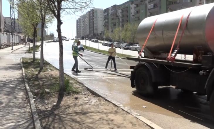 Komuna me aksion për pastrimin e të gjitha rrugëve në Prishtinë