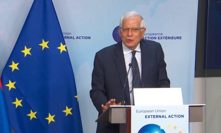 Borrell: Më 11 maj parashihet rundi i radhës i dialogut Kosovë-Serbi