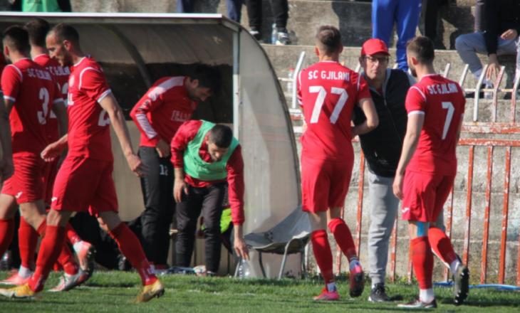 """Gjilani mposht minimalisht Feronikelin në """"Stadiumin e Qytetit"""""""