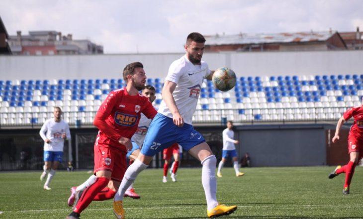 Llapi kalon në finalen e Kupës së Kosovës, eliminon Prishtinën