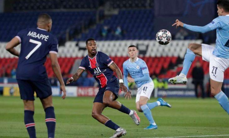 Marquinhos kalon në avantazh PSG-në kundër Cityt