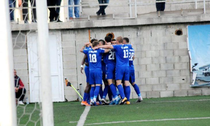 Prishtina fiton derbin ndaj Ballkanit ndërsa Feronikeli mposht bindshëm Llapin