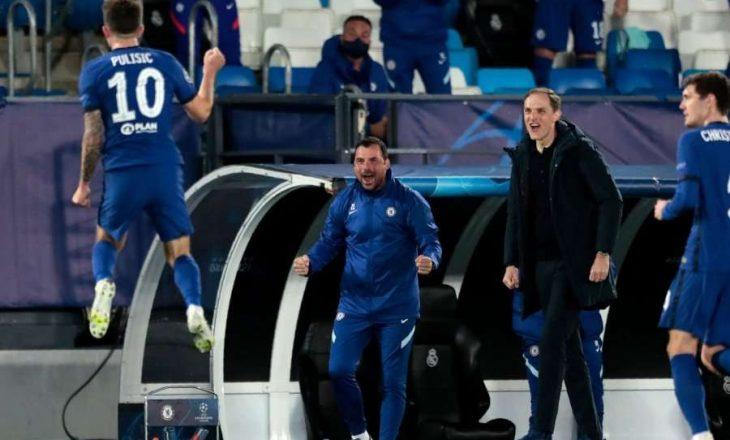 """Chelsea në avantazh në """"Alfredo di Stefano"""" përball Real Madrid"""