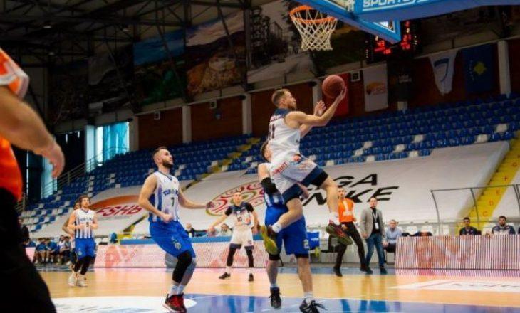 Goga Basket mposht Tiranën, në gjysmëfinale të Ligës Unike takohet me Yllin