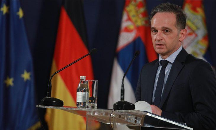 Kryediplomati gjerman i përgjigjet Vjosa Osmanit: Dialogu me Serbinë është i vendosur