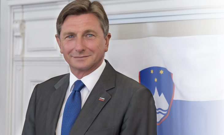 Presidenti slloven hedh poshtë idenë për ndryshimin e kufijve në Ballkanin Perëndimor