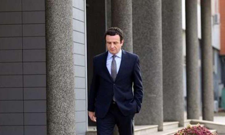 Kryeministri të martën niset për Bruksel