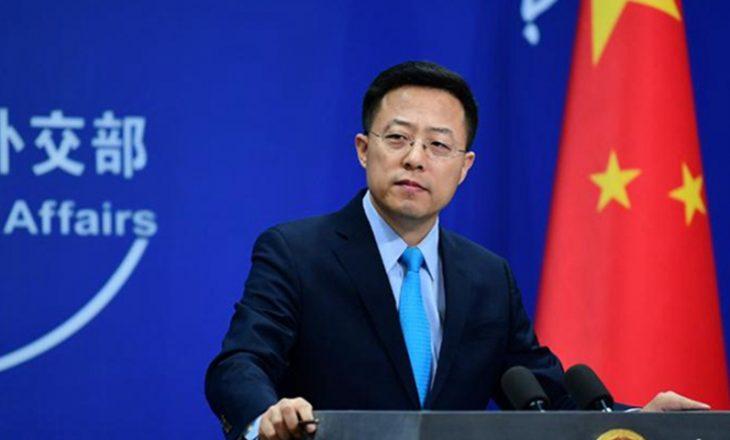 'Mos luani me zjarrin', Kina paralajmëron SHBA-në mbi Tajvanin