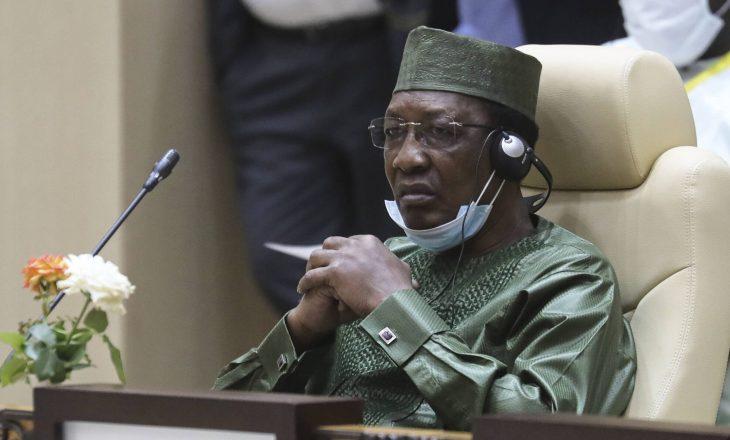 Vdes presidenti Chad-it