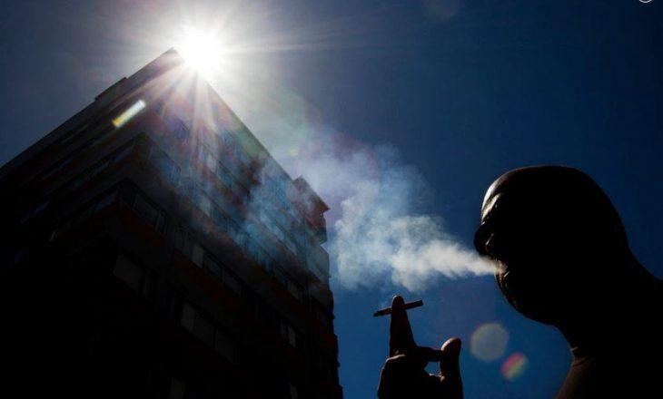 Ligjvënësit këtë shtet propozojnë ndalimin e duhan pirjes për personat e lindur pas vitit 2004
