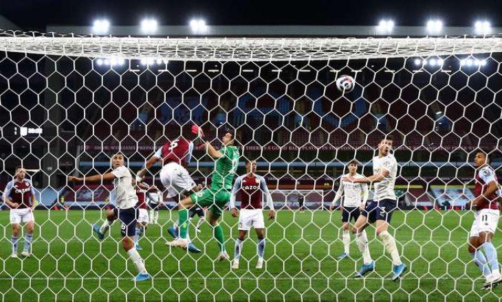 """Manchester City kthehet te fitorja, mposht Aston Villën në """"Villa Park"""""""