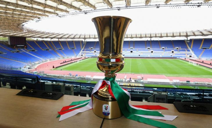 Finalja e Kupës së Italisë mes Juves dhe Atalantës zhvillohet me tifozë