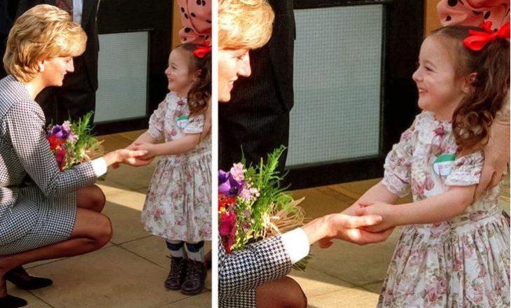 Princeshë Diana na mësoi mënyrën më të mirë për të komunikuar me një fëmijë