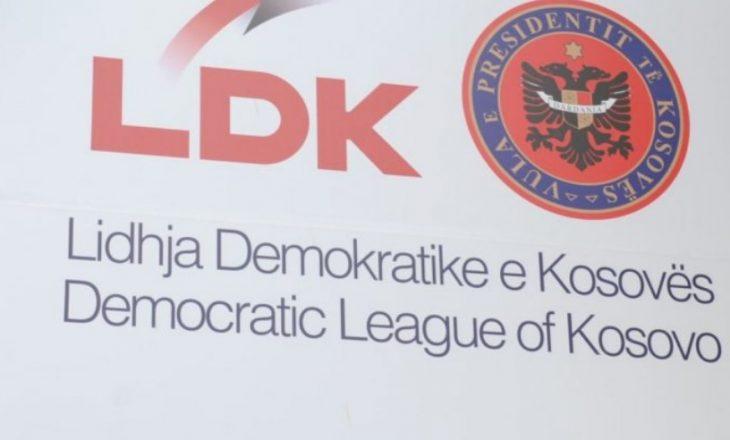 LDK njofton për vdekjen e zyrtarit  të saj në Prizren