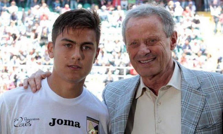 Zamparini, ish-presidenti i Palermos: Dybala është për Realin ose Barçën