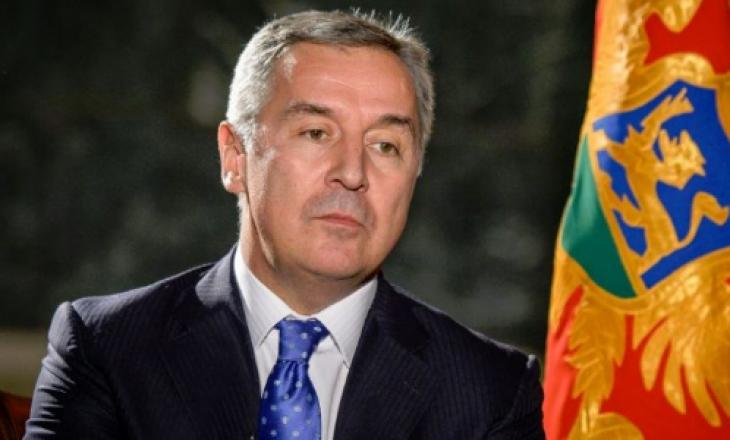 Gjukanoviq: Mali i Zi i gatshëm t'i ndajë përvojat me Kosovën për rrugën drejt BE-së dhe NATO-s
