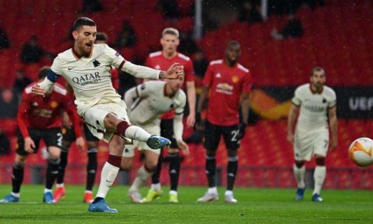 Mbyllen pjesët e para në Europa League: Roma në avantazh ndaj Manchester United, Villarreal avancon ndaj Arsenal