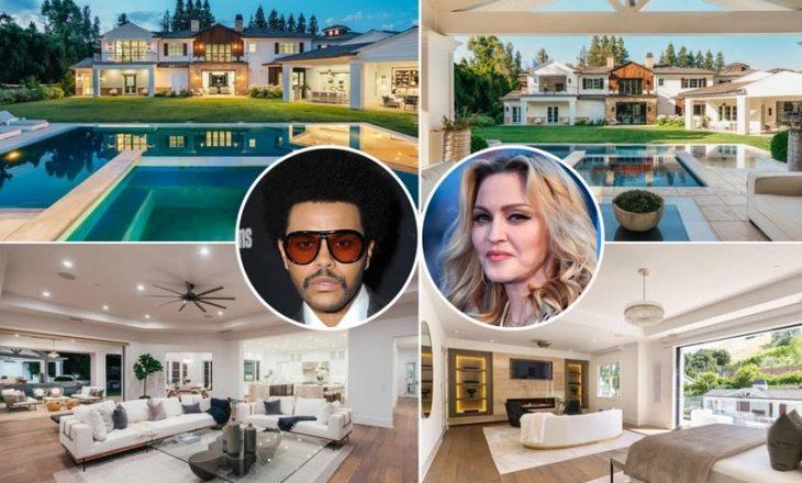 FOTO: Brenda shtëpisë që Madonna bleu nga The Weeknd