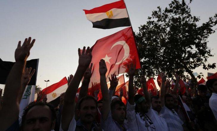 Pas tetë viteve Turqia e Egjipti drejtë normalizimit të marrëdhënieve