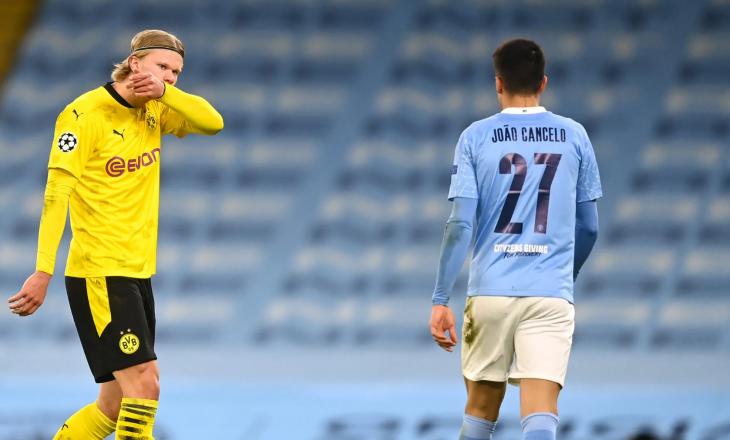 Sonte përballen City dhe Dortmund në kuadër të Ligës së Kampioneve