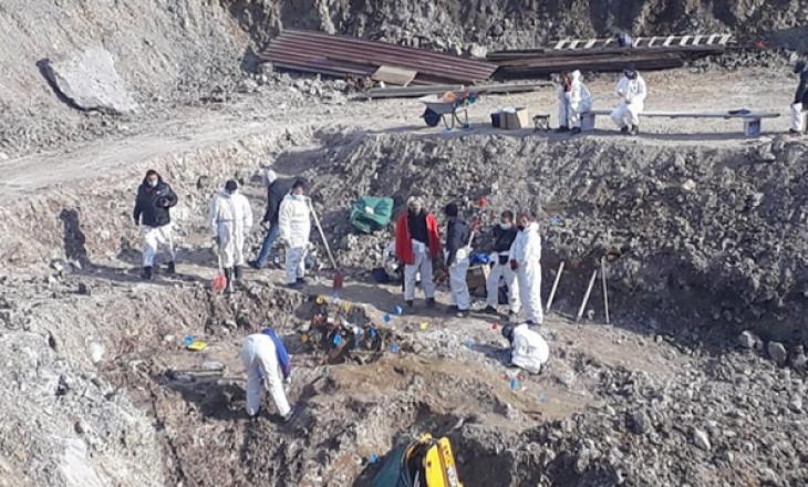 Mitrovicë e Veriut: Përfundojnë gërmimet, s'ka mbetje mortore