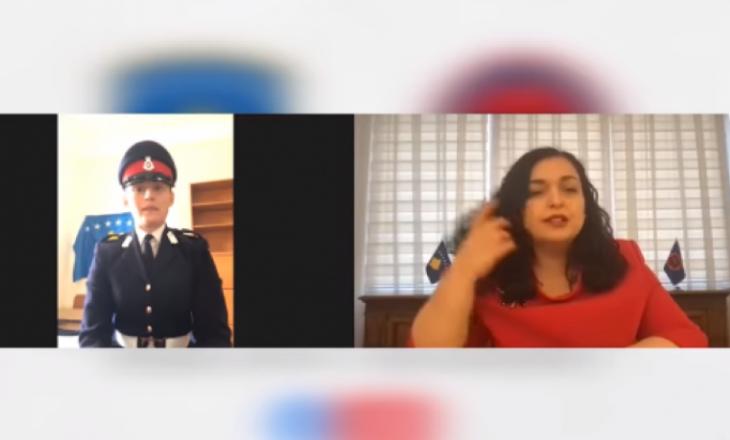 Osmani: Kudo që shkelin pjesëtarët e FSK-së sjellin krenari dhe suksese për vendin tonë