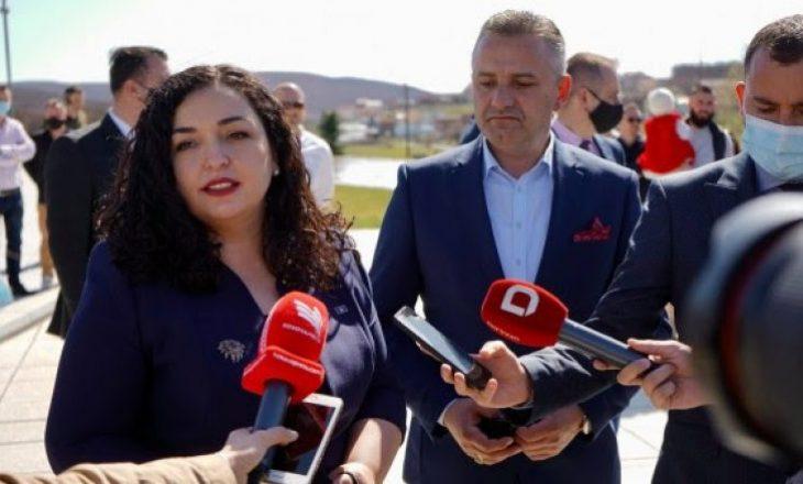 Osmani në Prekaz: Nderimi për heronjë e rënë, të punojmë ndershëm dhe drejtë