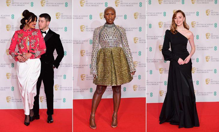 BAFTA 2021: Veshjet më të bukura të tapetit të kuq
