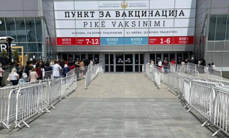 Maqedoni e Veriut: Gazetarët dhe punonjësit mediatik do të vaksinohen nesër